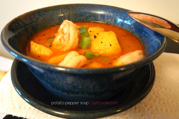 potato - pepper - soup