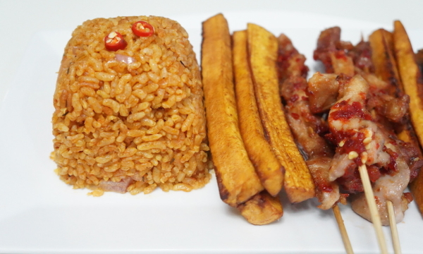 brown - rice - healthy - jollof - rice - recipe