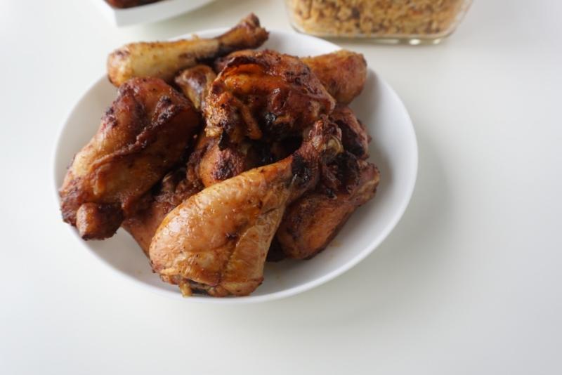 5 pepper chicken Nigerian recipe