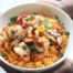 Rice - Nigerian - recipe - easy - beginner - best - shrimps