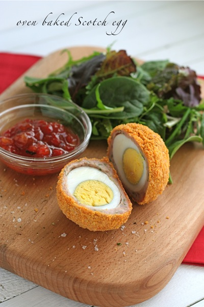Oven baked scotch egg forumfinder Image collections