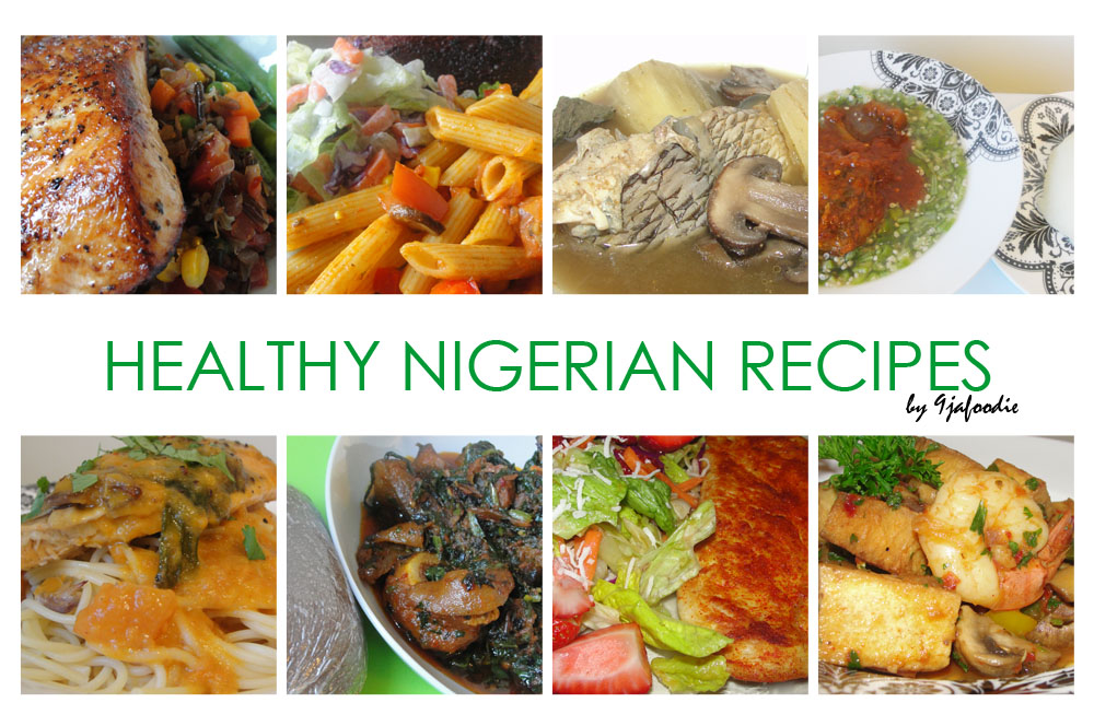 Nigerian Recipes for Weight Loss