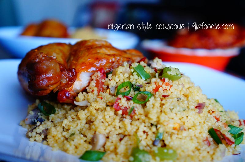 9jafoodie nigerian food recipes nigerian style couscous recipe forumfinder Images
