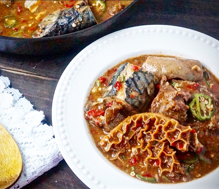 Soups 9jafoodie nigerian food recipes oil free okro ogbono soup forumfinder Image collections