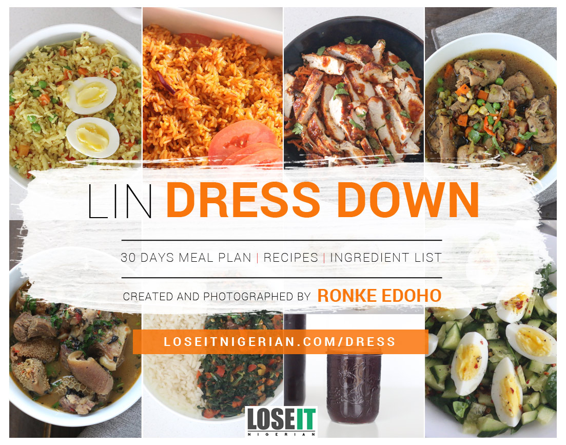 Lose a Dress Size with LoseitNigerian